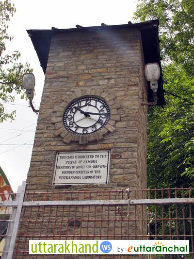 Clocktower - Ghantaghar of Almora