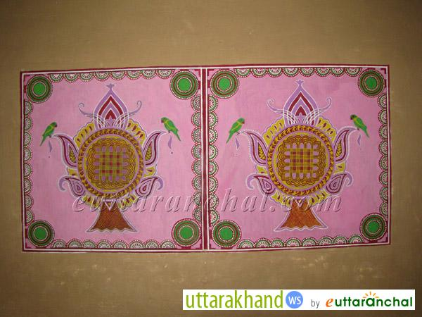 Kumaoni Traditional Art
