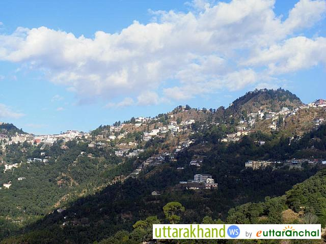 Mussoorie City View