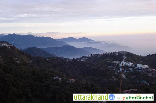 Mussoorie Scenic Beauty