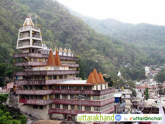 Old Trimbakeshwar Temple, Rishikesh