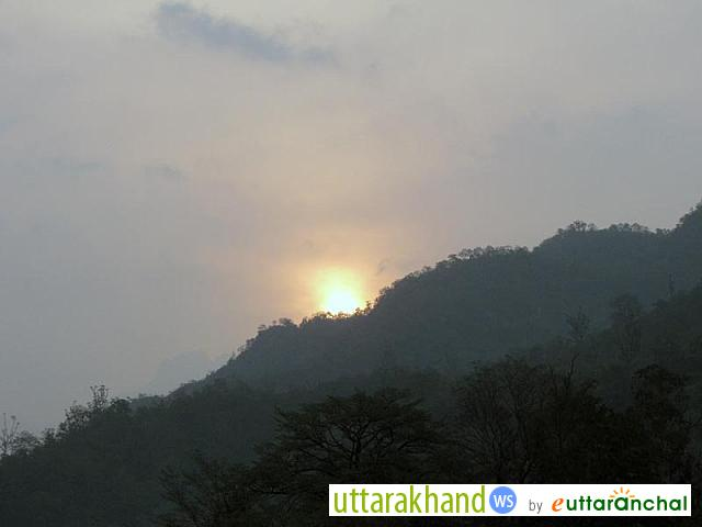 Rishikesh, Sunset View