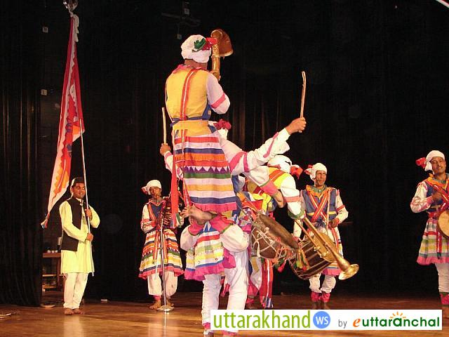 The Cholia Dance of Kumaon