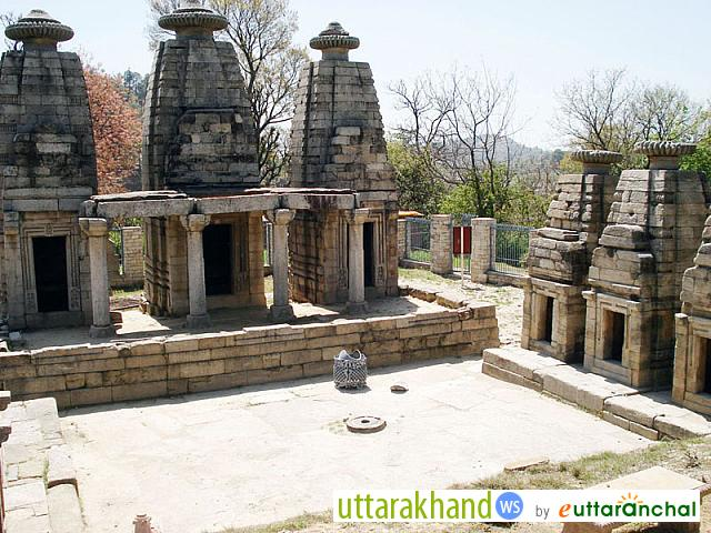 Dwarahat- Ancient temple