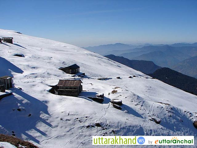 Around Tungnath