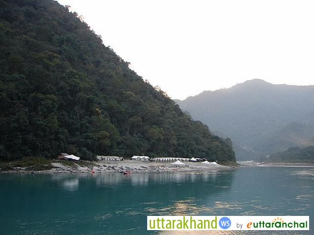 Beach Camps, Rishikesh