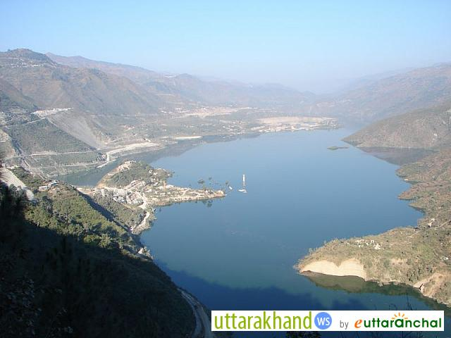 Submerging Old Tehri - Dec 05