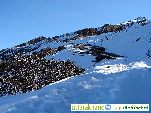 Towards Tungnath