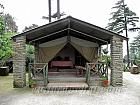 Tent Accommodation in Binsar Retreat