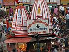 Ganga Mandir and Shive Mandir in Haridwar