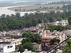 Birds Eye View of Haridwar from Mansa Devi Ropeway