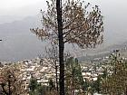 Pauri City from Kandliya Temple