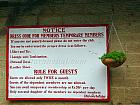 Ranikhet Club - Rules and Regulation
