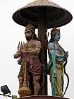 Lord Ram and Hanuman Statue, Rishikesh