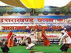 Jeetu Bagdwal dance performed at Uttarakhand Mahotsav 2010