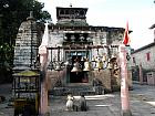 Temple at Bageshwar