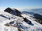 Way to Tungnath