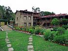 Chevron Eco Lodge in Kausani